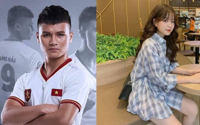 'Người yêu tin đồn' của Quang Hải viết status ẩn ý