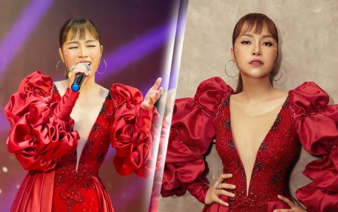 Á quân The Voice 2019 - Bích Tuyết xinh đẹp 'hút hồn' khiến khán giả không thể rời mắt