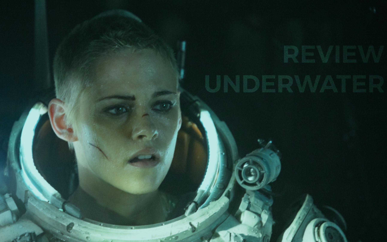 Review Underwater Phim Viễn Tưởng đang Quen Trong Năm 2020