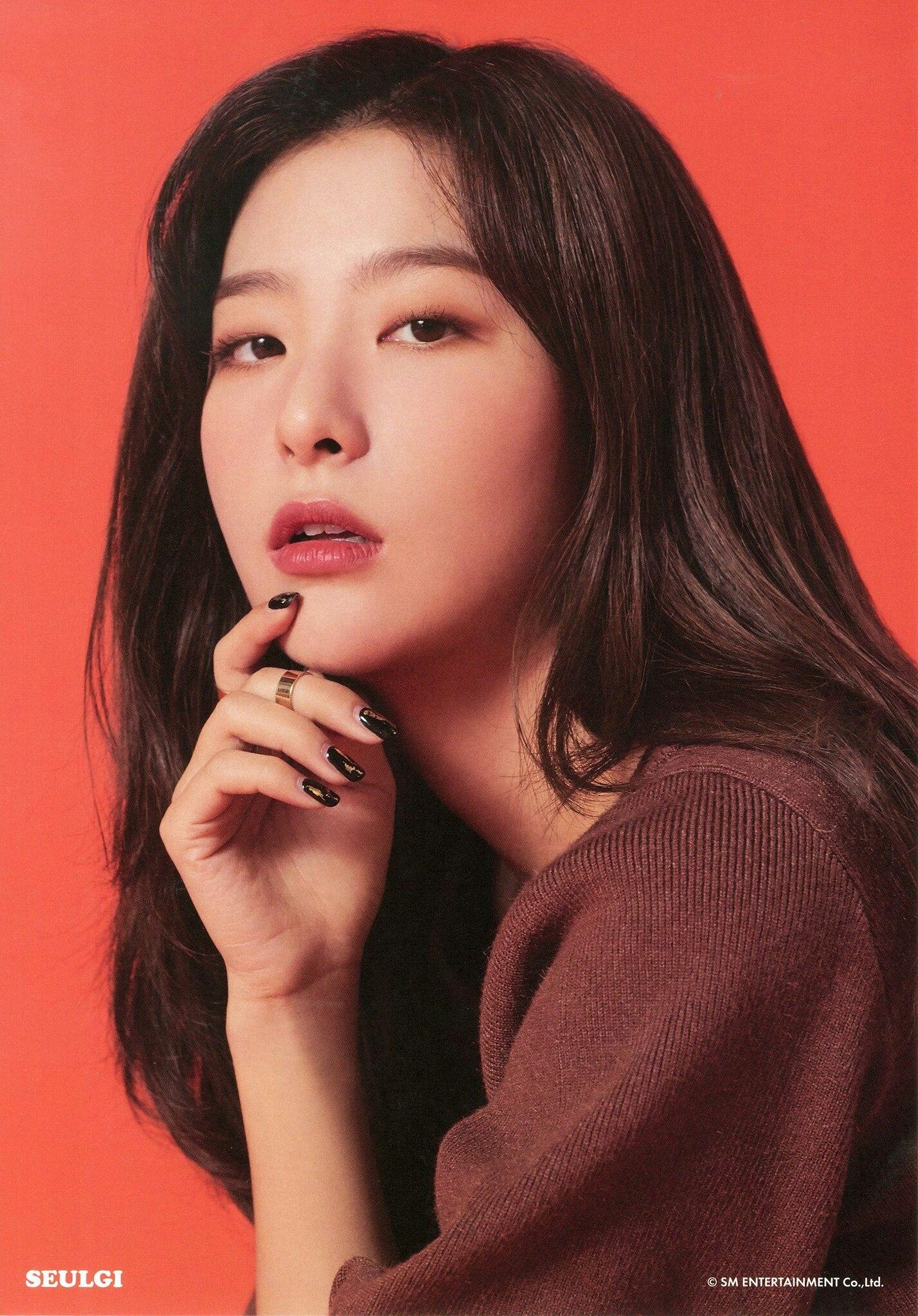 Fan cuồng đã gọi điện quấy rối Seulgi (Red Velvet) khi đang livestream