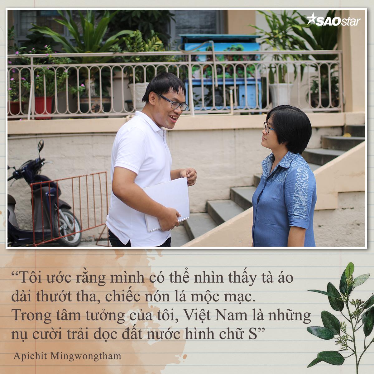 Chàng trai mù Thái Lan có tình yêu lạ kì với tiếng Việt từ thuở nhỏ, một mình sang Việt Nam học chữ