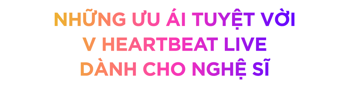 V Heartbeat Rank: Bảng xếp hạng âm nhạc đánh giá sự yêu thích của công chúng cho mỗi ca khúc chuẩn nhất tại Việt Nam? Ảnh 7