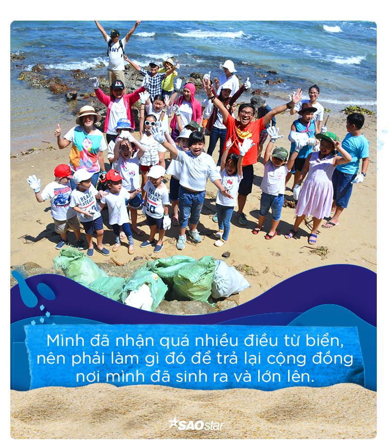Sống đẹp: Chàng trai Vũng Tàu với dự án cộng đồng vừa chạy bộ vừa nhặt rác trên biển