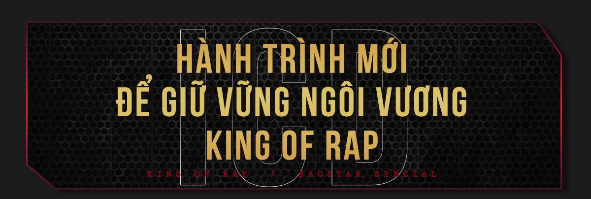 Hành trình đến ngôi vị quán quân King Of Rap của ICD: Kẻ lãng du của thế giới ngầm đã vụt sáng Ảnh 5