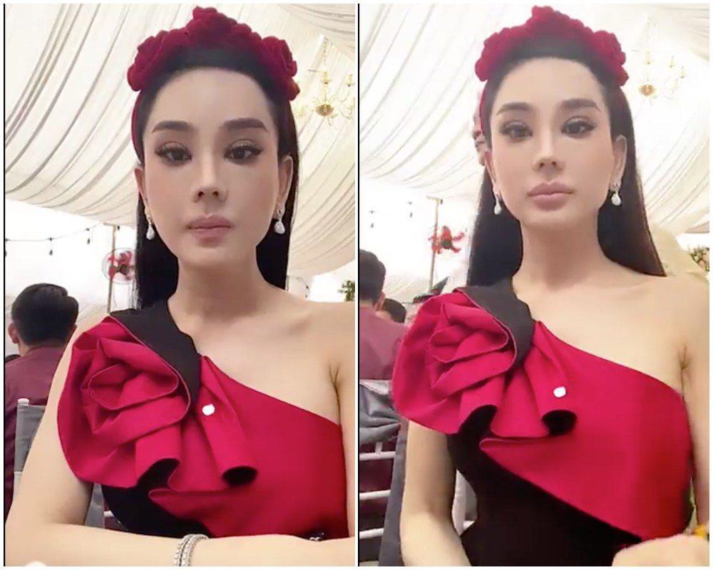 Người đẹp chuyển giới Lâm Khánh Chi lột xác sang hình