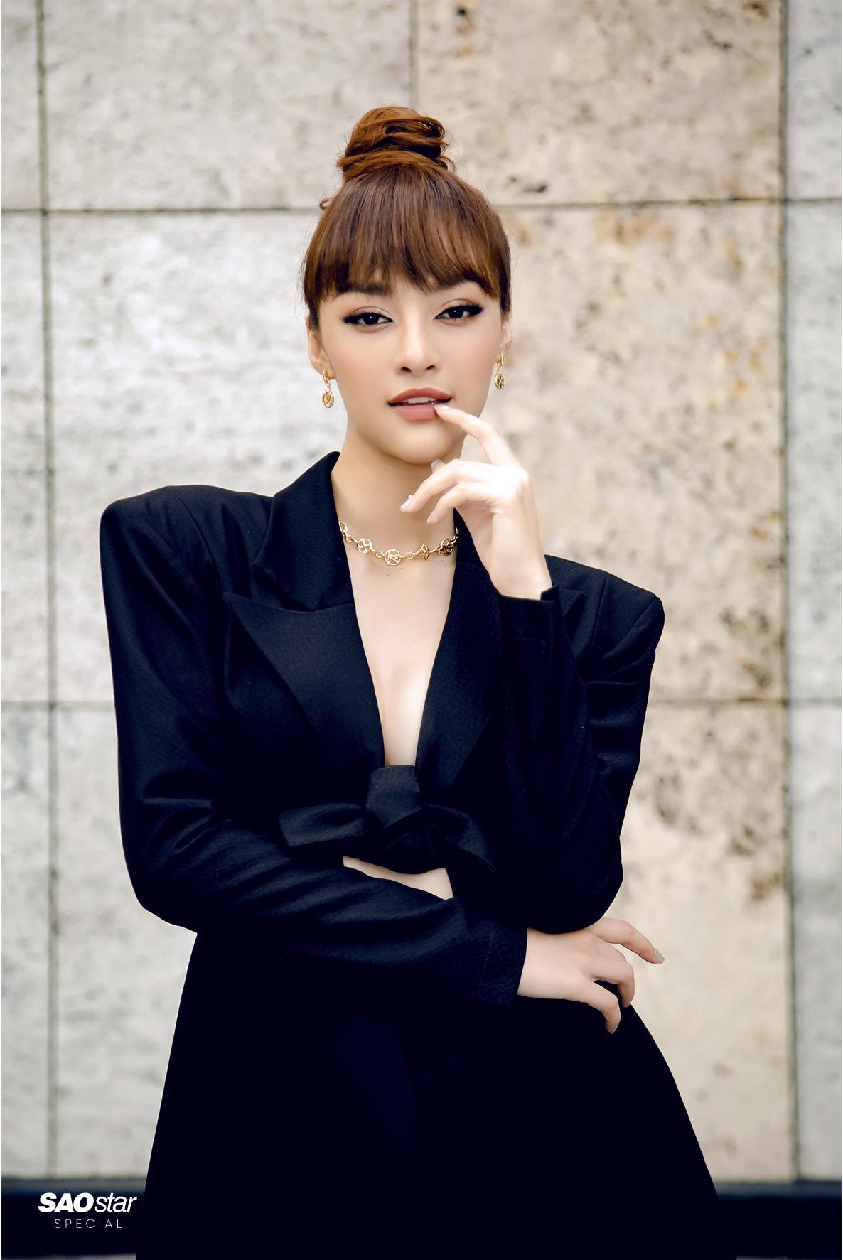 Á hậu Kiều Loan: 'Không điều gì có thể khiến tôi nản lòng khi đã tin tưởng vào con đường mình lựa chọn' Ảnh 6