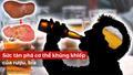 Sức tàn phá cơ thể khủng khiếp của rượu, bia