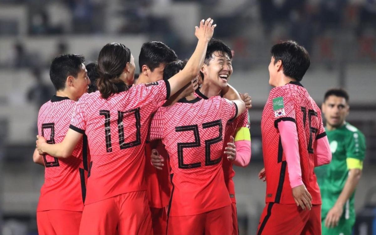 Hàn Quốc 5-0 Turkmenistan: Son Heung Min rực sáng, mãn nhãn 5 bàn