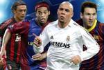CR7 bị gạt khỏi đội hình hay nhất kỷ nguyên Champions League