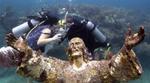 Đôi uyên ương Mỹ làm đám cưới dưới đáy biển