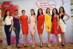 Dàn thí sinh Hoa hậu Việt Nam 'tấn công' Hoa hậu Hoàn vũ 2015
