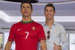 Ronaldo làm tượng sáp thứ 2 cho mình