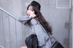 Ngắm style sang chảnh của bạn gái Rocker Nguyễn