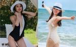 Trương Nhi, Sĩ Thanh khoe hình xăm, bốc lửa với bikini