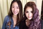Vợ Châu Kiệt Luân đẹp như… hoa hậu chỉ sau 1 tháng sinh