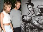 Taylor Swift được mời chụp nội y với bạn trai
