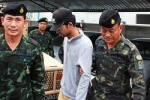 Bắt được 'nghi phạm áo vàng' đánh bom ở Bangkok
