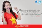Hot teen Việt bày tỏ tình yêu Tổ quốc trong ngày Quốc khánh