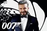 Beckham sẽ là James Bond tiếp theo trong 'Điệp viên 007'?