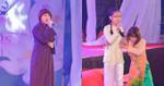 Huyền Trân, Ngọc Anh 'The Voice Kids' gây xúc động trong đêm nhạc thiện nguyện