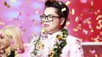 Đức Phúc đăng quang 'Giọng hát Việt' mùa 3