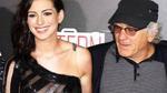 Anne Hathaway bị 'bố già' soi vòng một