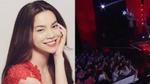 Hà Hồ chính thức lên tiếng sau vụ bị fan Mỹ Tâm ngó lơ