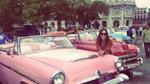 Huỳnh Bích Phương tại 'thiên đường xe cổ' Havana