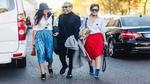 Tín đồ thời trang Việt sang chảnh trên đường phố Paris Fashion Week