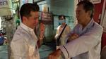Mr. Đàm lặn lội đến thăm và giúp đỡ nhạc sĩ Tô Thanh Tùng