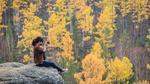 Đến Siberia mùa thu ngắm rừng Taiga đẹp sững sờ