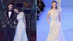 Những bộ váy cưới đẹp như mơ của sao Á - Âu