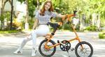Những khoảnh khắc bình dị cùng xe đạp của sao Việt