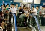 Thêm một tai nạn thang cuốn chết người ở Trung Quốc