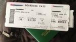 Tác hại lớn của việc khoe ảnh vé máy bay trên mạng xã hội