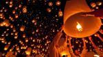 Sẽ không được thả đèn trời tại lễ hội Loy Krathong 2015?
