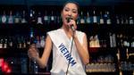 Thúy Vân tự tin hát live 'My Vietnam' tại Miss International 2015
