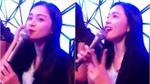 Lộ clip tình mới Cường Đô La hát karaoke, khoe giọng trong veo
