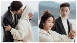 Sung Joon hôn Hye Jin đắm đuối trên trường quay 'She Was Pretty'