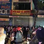 4 người tử vong trong ngôi nhà 5 tầng ở Thanh Hóa
