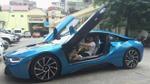 BMW i8 - siêu xe 7 tỷ được nhiều thiếu gia lựa chọn
