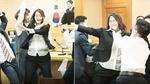 'Nàng béo' Shin Min Ah náo loạn tòa án