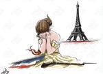 7 bức biếm họa đáng suy ngẫm của các họa sĩ Ả Rập về vụ khủng bố Paris
