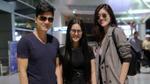 Dàn sao phim Valentines lên đường dự sinh nhật TVB