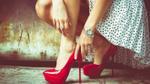 Cách chọn giày cũng ảnh hưởng đến vận may của bạn