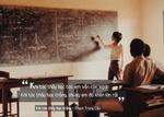 Những ca từ ý nghĩa dành tặng thầy cô ngày 20/11
