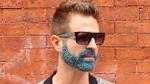 Nở rộ trào lưu 'râu lấp lánh' được nhiều quý ông ưa chuộng
