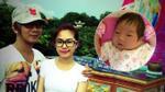 Khánh Đơn khoe con gái sau khi chia tay Lương Bích Hữu