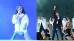 Hoàng Thùy Linh - Isaac 'cháy' hết mình cùng 30.000 khán giả