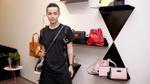 Kelbin Lei diện túi ngàn đô tới chung vui cùng Adrian Anh Tuấn